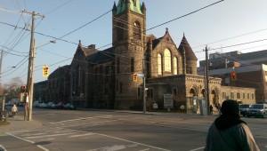 Toronto-pre-Chistmas time