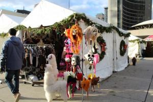 Toronto pre christmas_Time